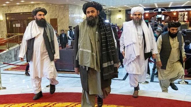 Taliban công bố chính quyền mới tại Afghanistan ảnh 1