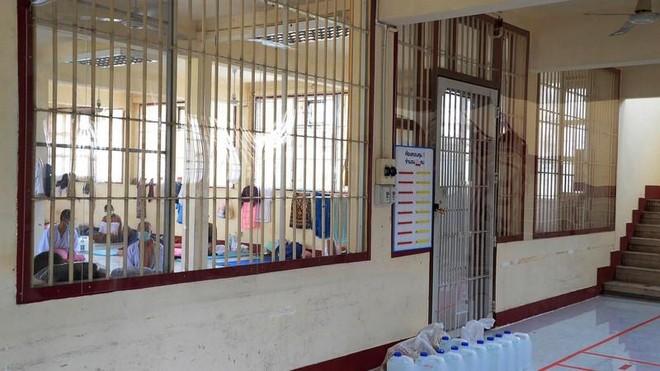 Gần 3.000 tù nhân và nhân viên quản giáo tại hai nhà tù ở Thủ đô Bangkok nhiễm Covid-19 ảnh 1