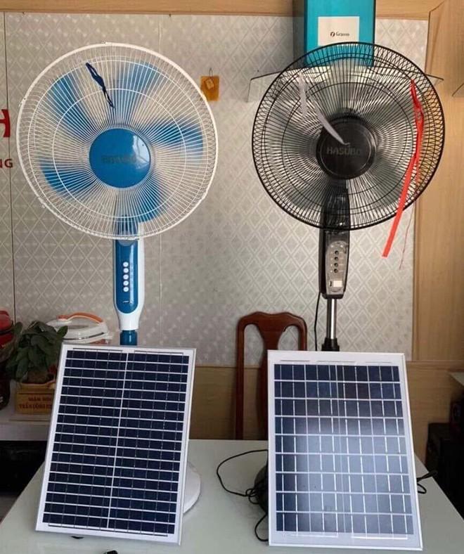Cần lưu ý gì trước khi 'xuống' tiền mua quạt năng lượng mặt trời mùa nắng nóng? ảnh 2