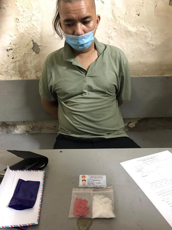 Cảnh sát 141 liên tiếp bắt giữ đối tượng tàng trữ trái phép ma túy ảnh 1