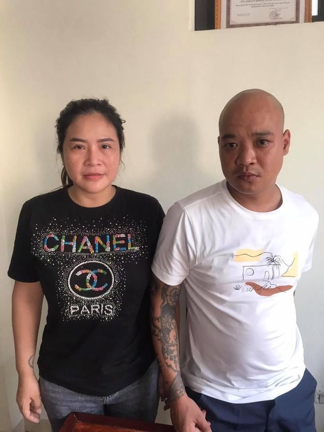 Cảnh sát 141 bắt giữ đôi nam nữ đi xe máy mang theo ma túy ảnh 1