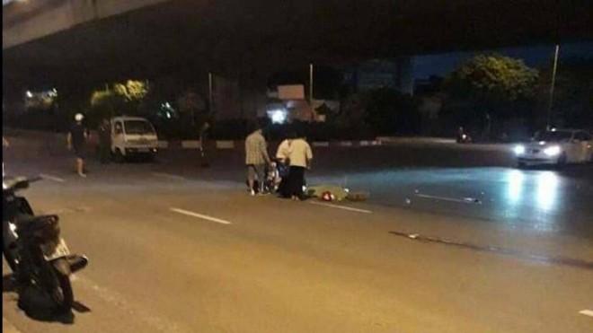 Va chạm với ô tô trên đường Nguyễn Xiển, người đàn ông đi xe máy tử vong ảnh 1
