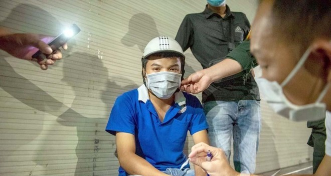 Nam thanh niên giấu ma túy trong cốp xe quay đầu bỏ chạy khi gặp tổ kiểm soát cơ động ảnh 1