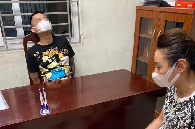 Màn rượt đuổi quyết liệt của cảnh sát 141 với đôi trai gái tàng trữ ma túy ảnh 1