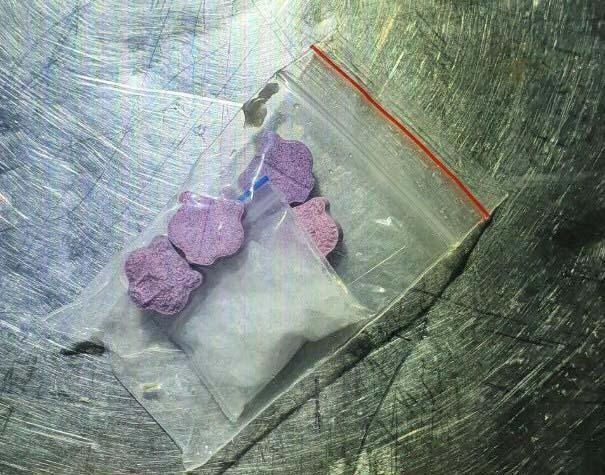 Màn rượt đuổi quyết liệt của cảnh sát 141 với đôi trai gái tàng trữ ma túy ảnh 2