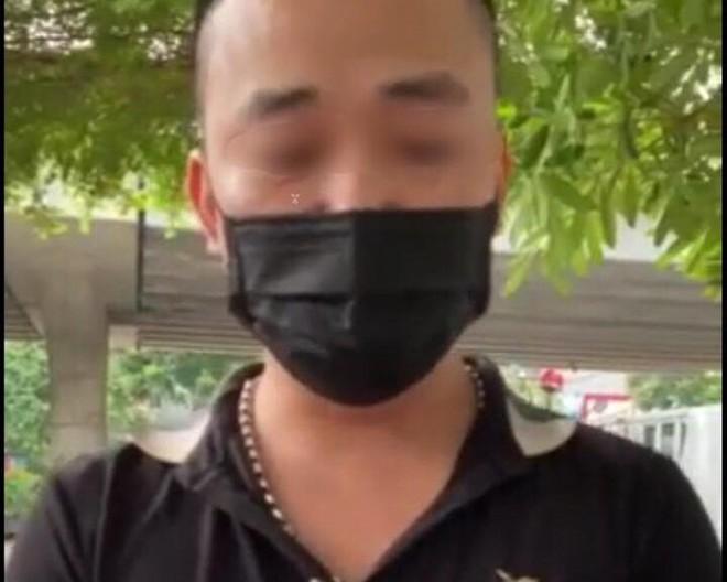 Lực lượng 141 Công an Hà Nội phát hiện chiếc xe bị mất trộm cách đây 5 năm ảnh 1