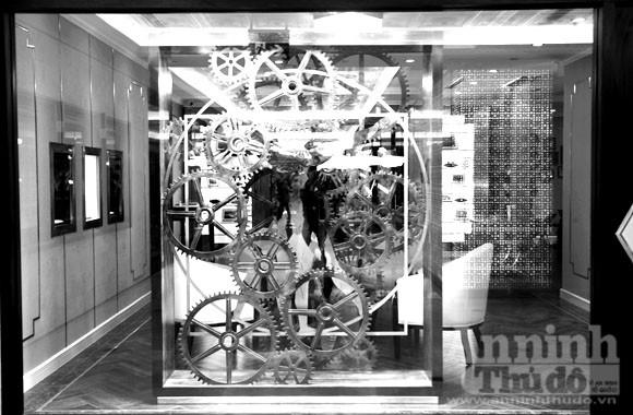 Ngắm nội thất xa xỉ của Trung tâm mua sắm hàng hiệu- Tràng Tiền Plaza ảnh 11