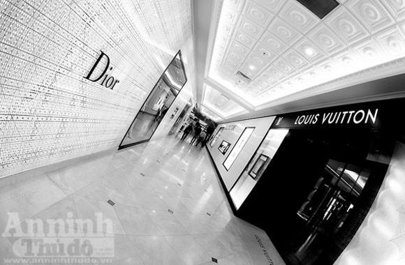 Ngắm nội thất xa xỉ của Trung tâm mua sắm hàng hiệu- Tràng Tiền Plaza ảnh 13