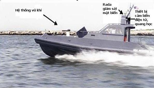 Quốc gia đầu tiên ở Đông Nam Á chế tạo thành công tàu không người lái ảnh 1