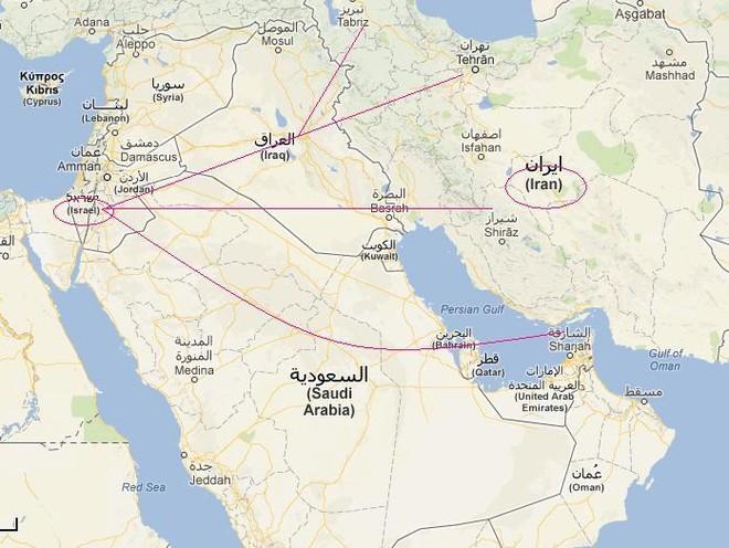 Iran tự tin sẽ đánh bại các vụ không kích của Israel ảnh 5
