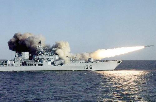 """Trung Quốc """"vác"""" tàu chiến ra Thái Bình Dương diễn tập ảnh 2"""