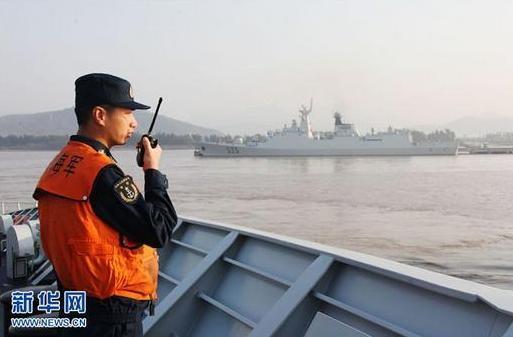 """Trung Quốc """"vác"""" tàu chiến ra Thái Bình Dương diễn tập ảnh 6"""