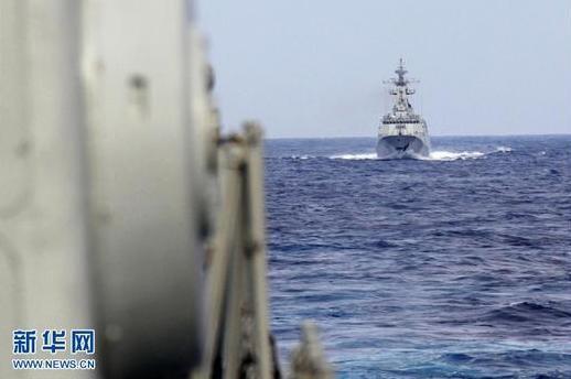 """Trung Quốc """"vác"""" tàu chiến ra Thái Bình Dương diễn tập ảnh 9"""