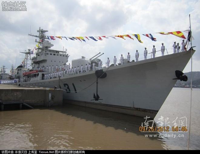 """Giật phăng """"mặt nạ"""" các tàu hải giám giả hiệu của Trung Quốc ảnh 6"""