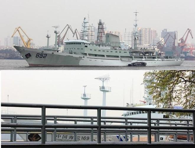 """Giật phăng """"mặt nạ"""" các tàu hải giám giả hiệu của Trung Quốc ảnh 3"""