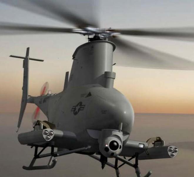 Mỹ ồ ạt triển khai MQ-8B trên toàn bộ tàu chiến ảnh 2