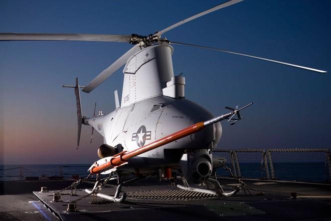 Mỹ ồ ạt triển khai MQ-8B trên toàn bộ tàu chiến ảnh 3