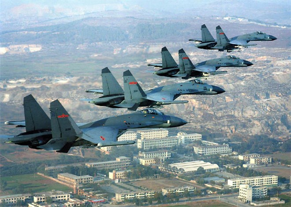 """J-16 - """"đứa con nhân bản lỗi"""" của Su-30MK2 ảnh 2"""