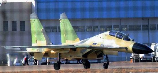 """J-16 - """"đứa con nhân bản lỗi"""" của Su-30MK2 ảnh 1"""