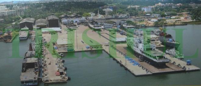 Tàu tuần tiễu ven bờ Ấn Độ mạnh hơn cả tàu hộ vệ tên lửa Trung Quốc ảnh 2