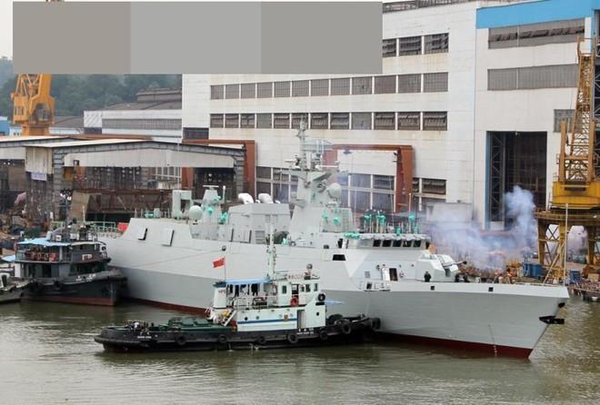 Tàu tuần tiễu ven bờ Ấn Độ mạnh hơn cả tàu hộ vệ tên lửa Trung Quốc ảnh 4