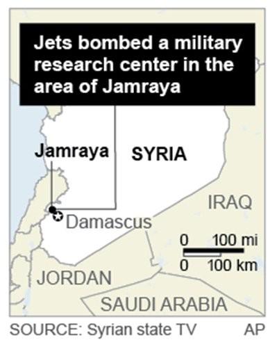 Syria doạ giáng trả mang tính hủy diệt đối với Israel ảnh 1
