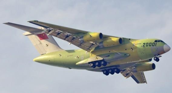 """Y-20 Trung Quốc có nguy cơ biến thành """"khủng long không biết bay"""" ảnh 2"""