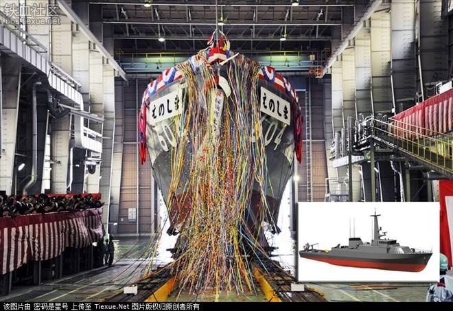 Tàu rà quét lôi viễn dương thế hệ mới cỡ 690 tấn