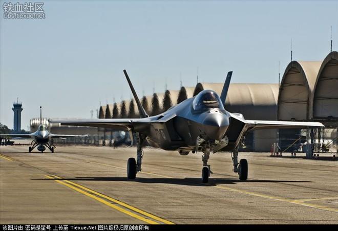 Nhật sẽ mua 4 chiếc F-35A BLOCK3của Mỹ