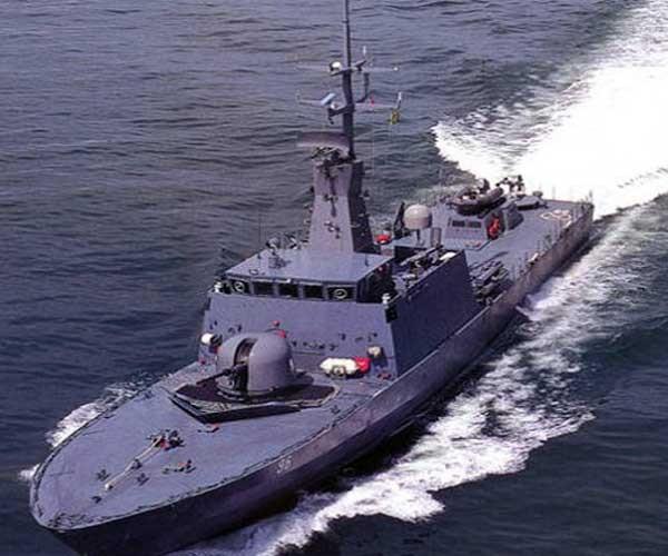 Singapore đóng mới hàng loạt tàu chiến ảnh 1