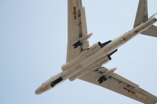 """Không mua được TU-22M3, Trung Quốc quay lại với """"Ngựa già"""" H-6 ảnh 1"""