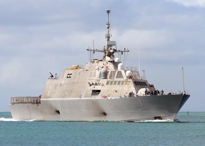 Thái Lan sẽ có tàu tác chiến ven bờ LSC khủng của Mỹ? ảnh 2