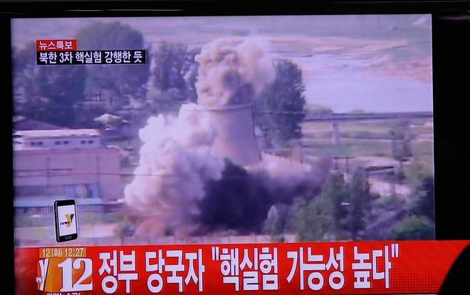 Sau vụ Triều Tiên thử hạt nhân: Nguy cơ chiến tranh? ảnh 1