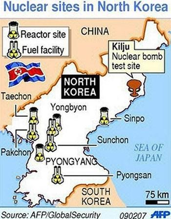 """Triều Tiên bước vào """"Câu lạc bộ"""" 9 cường quốc hạt nhân ảnh 2"""