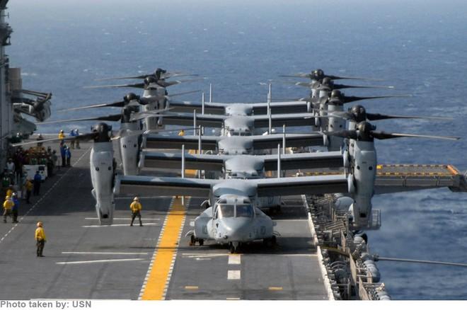 """Nhật sẽ triển khai """"Osprey"""" bất chấp phản ứng của dân chúng? ảnh 4"""