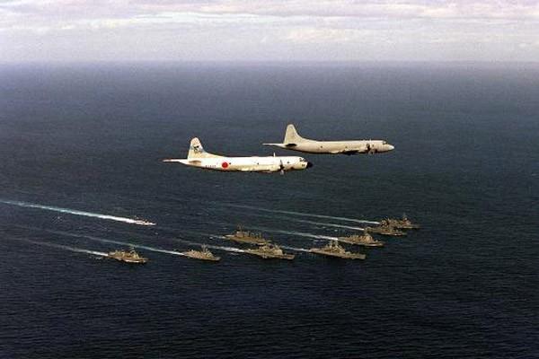 Mỹ - Nhật tăng cường máy bay tuần tiễu giám sát tàu ngầm ảnh 1