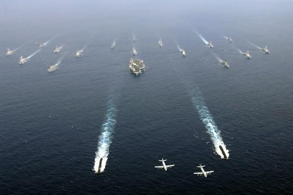 Mỹ - Nhật tăng cường máy bay tuần tiễu giám sát tàu ngầm ảnh 2