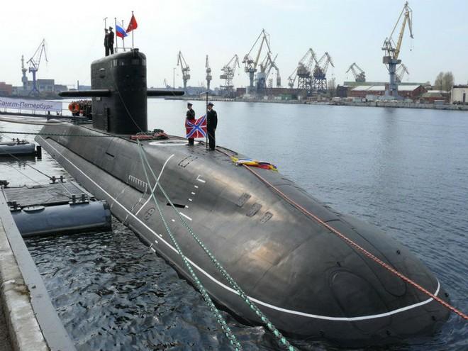 Tàu ngầm Amur của Nga: Sự hấp dẫn không thể chối từ ảnh 1