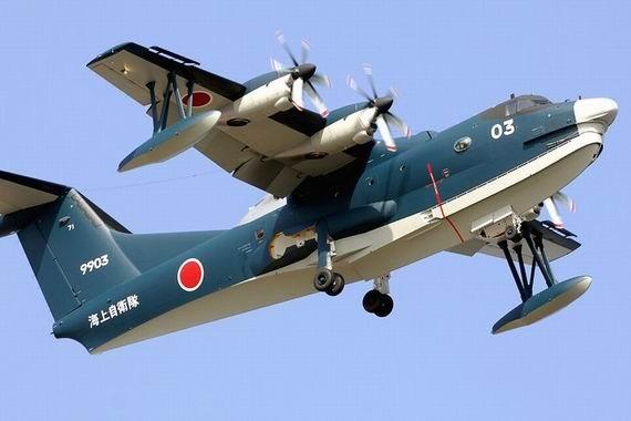 Nhật Bản ưu tiên cung cấp thủy phi cơ US-2 cho Ấn Độ ảnh 2