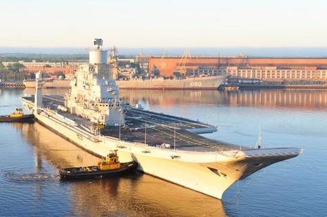 3 tàu sân bay giúp hải quân Ấn Độ thống trị châu Á? ảnh 1