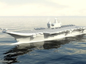 3 tàu sân bay giúp hải quân Ấn Độ thống trị châu Á? ảnh 4