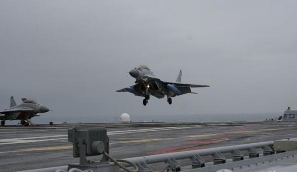3 tàu sân bay giúp hải quân Ấn Độ thống trị châu Á? ảnh 2