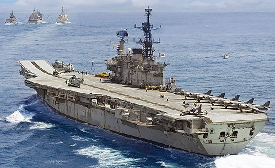 3 tàu sân bay giúp hải quân Ấn Độ thống trị châu Á? ảnh 3
