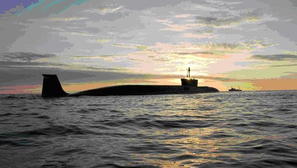 Tàu ngầm lớp Borey-A vẫn trang bị 16 tên lửa đạn đạo ảnh 1