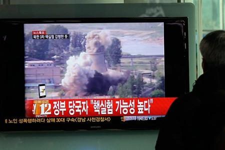 Nga, Trung Quốc phản đối can thiệp quân sự tại Triều Tiên ảnh 1