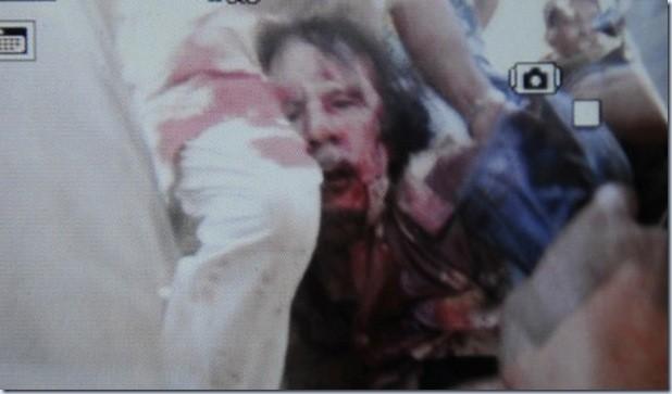 """Lộ diện """"sát thủ giấu mặt"""" trong vụ Bin Laden và Gaddafi bị bắn chết ảnh 3"""