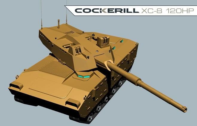 CMI và Doosan hợp tác phát triển xe tăng hạng trung thế hệ mới ảnh 2