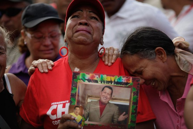 Thi hài cố Tổng thống Chavez được ướp và trưng bày vĩnh viễn ảnh 6