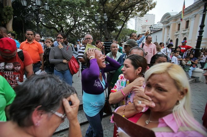 Thi hài cố Tổng thống Chavez được ướp và trưng bày vĩnh viễn ảnh 5