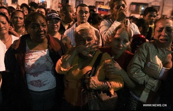 Thi hài cố Tổng thống Chavez được ướp và trưng bày vĩnh viễn ảnh 2